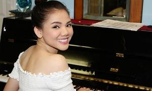 Minh Như luyện giọng 2 tiếng mỗi ngày cho vòng loại American Idol 2019