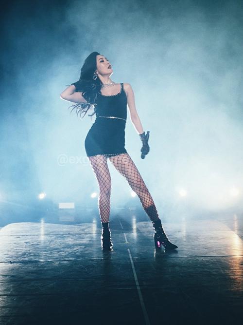 Gần đây, Sun Mi tiết lộ cô đã tăng cân khá nhiều (đạt mốc 49kg) để đủ sức khỏe thực hiện tour diễn thế giới mang tên Warning, khởi đầu ở Bắc Mỹ.