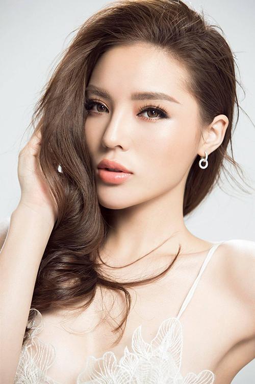 Hoa hậu Nguyễn Cao Kỳ Duyên.
