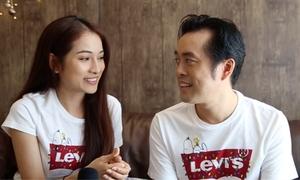 Dương Khắc Linh: 'Tôi muốn Sara Lưu làm mẹ các con mình'