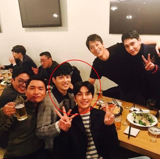 Ji Chang Wook thân với Lee Jong Hyun (CNBLUE).