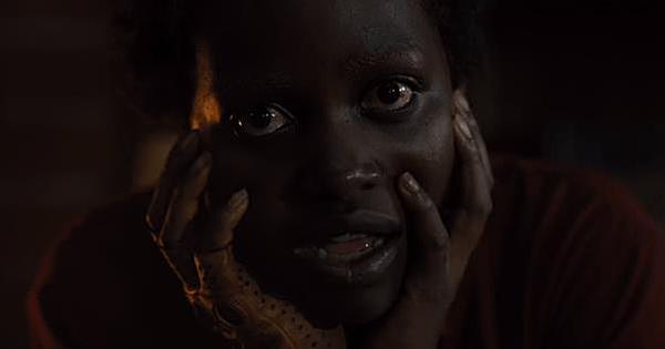 Diễn xuất ám ảnh của Lupita Nyong'o sẽ khiến người xem ngỡ ngàng.