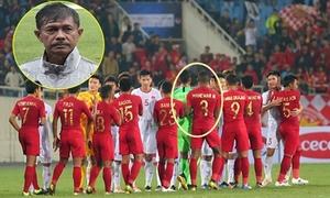 HLV Indonesia bênh vực cầu thủ hành xử xấu xí với U23 Việt Nam