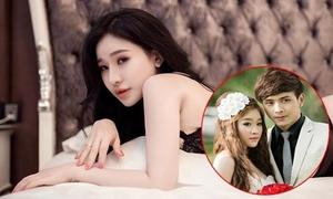 Hot girl Ivy: 'Tôi không ngại nếu mãi bị gọi là vợ cũ Hồ Quang Hiếu'