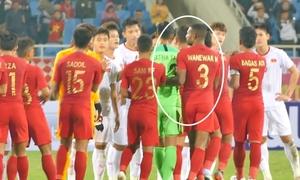 Cầu thủ Indonesia gây sự, từ chối bắt tay U23 Việt Nam sau trận thua