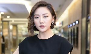 Văn Mai Hương xinh đẹp dự ra mắt phim 'Dumbo - Chú voi biết bay'
