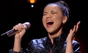 Bị chê hát 'chói tai' tại American Idol, Minh Như hứa tiết chế hơn