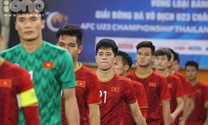 Đình Trọng ra sân chính thức khi gặp Thái Lan sau 2 lần dự bị
