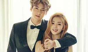3 lần Se Hun (EXO) gây sốt khi đứng cạnh các mỹ nhân Kpop