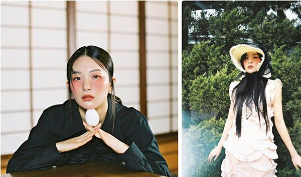 Seul Gi gây tranh cãi vì bộ ảnh tạp chí muôn ảnh như một