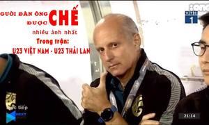 Thua 0-4, HLV Thái Lan thành nạn nhân của thánh chế ảnh