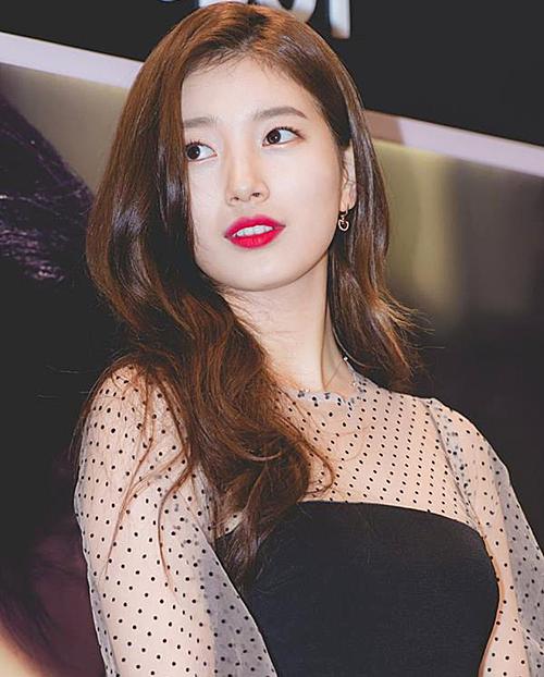 Suzy là một trong những sao nữ nổi tiếng nhất hiện nay của Hàn Quốc.