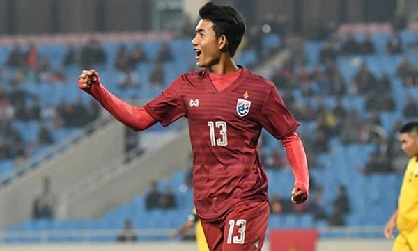 Ba gương mặt đáng gờm của U23 Thái Lan - 2