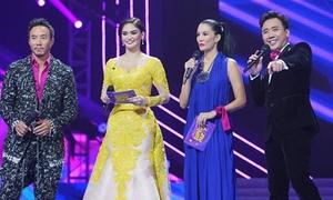Trấn Thành diện set đồ hơn 1 tỷ đồng làm MC cạnh Hoa hậu Pia Wurtzbach