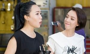 Thu Trang lên tiếng về tin đồn quan hệ 'bách hợp' với Diệu Nhi