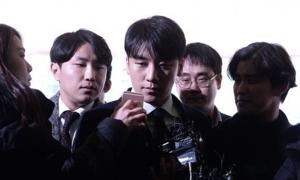 Seung Ri thừa nhận phát tán ảnh chụp lén trong nhóm chat