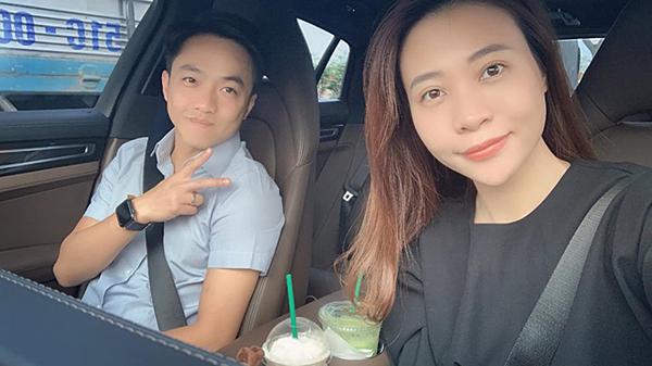 Thay vì giấu kín thông tin, Cường Đô La và Đàm Thu Trang thoải mái chia sẻ chuyện riêng tư khi được đề cập.