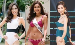 Những khó khăn của mỹ nhân Việt khi dự thi sắc đẹp thế giới
