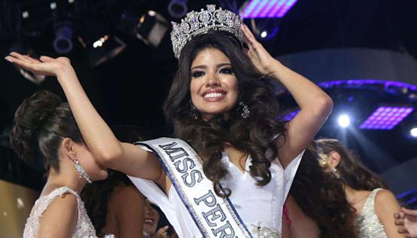 Hoa hậu Peru chính thức bị tước vương miện.