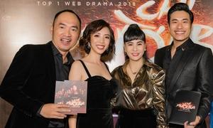 Dàn sao chưng diện ra mắt phim điện ảnh 'Chị Mười Ba'