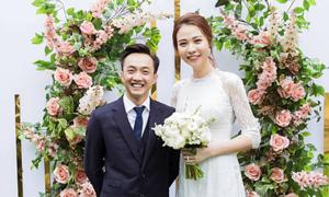 Hai tháng ngọt ngào sau đính hôn của Cường Đô La và Đàm Thu Trang