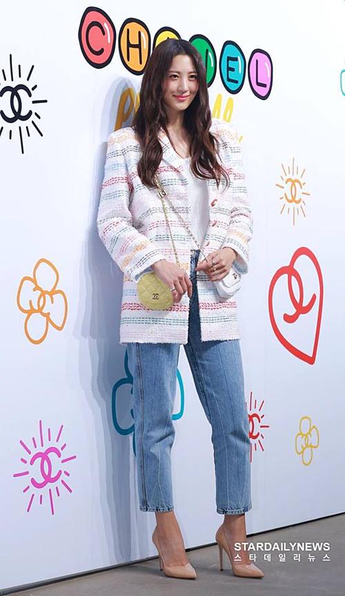 Nữ diễn viên Sinh vật huyền bí 2 - Claudia Kim.