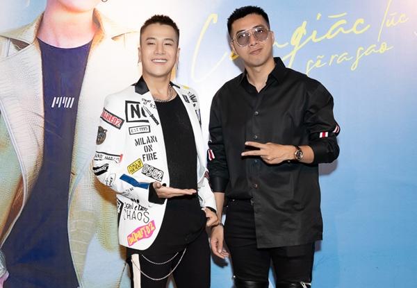 Thầy trò Only C - Lou Hoàng.