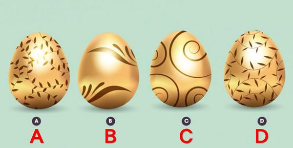 Trắc nghiệm: Nhìn thấu tâm can của bạn với bài test quả trứng vàng