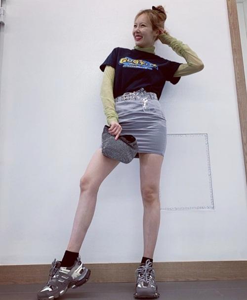 Instagram sao Hàn 29/3 - page 2 - 2