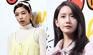 Jennie bất ngờ 'xấu lạ', bị Yoon Ah 'đè bẹp' tại sự kiện thời trang