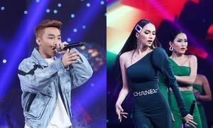 Sơn Tùng, Hương Giang khuấy động sân khấu với loạt hit triệu view