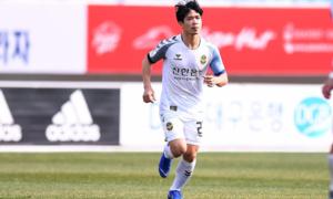CĐV Incheon United đặt kỳ vọng vào Công Phượng