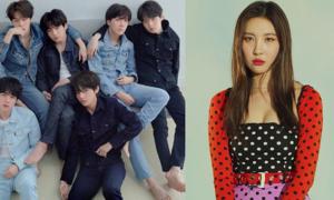 Sun Mi gây bất ngờ khi thừa nhận BTS là nhóm mở đường Mỹ tiến cho Kpop