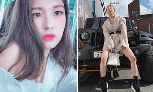 Instagram sao Hàn 30/3