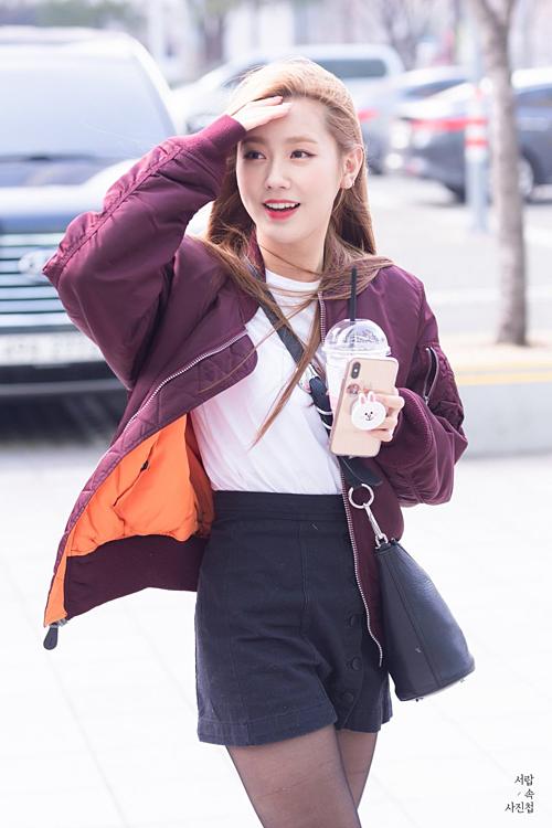 Thành viên (G)I-DLE cạnh tranh danh hiệu nữ thần thanh lịch với Mina (Twice) - 6