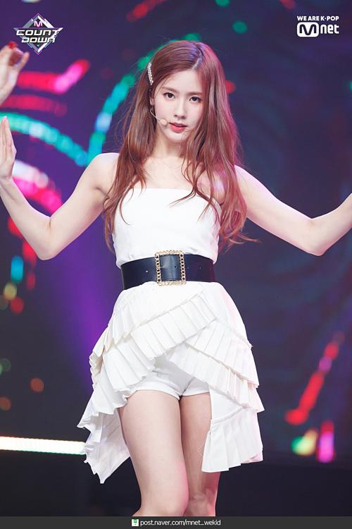 Thành viên (G)I-DLE cạnh tranh danh hiệu nữ thần thanh lịch với Mina (Twice) - 1