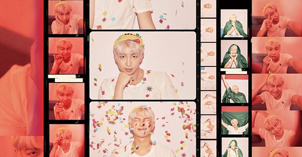 BTS tung thính xịn với hàng trăm ảnh concept album mới - 1