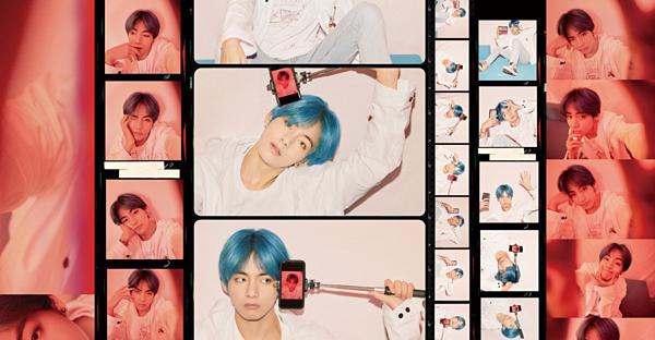 BTS tung thính xịn với hàng trăm ảnh concept album mới - 5