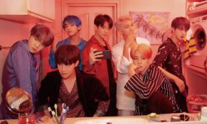 BTS tung 'thính' xịn với hàng trăm ảnh concept album mới