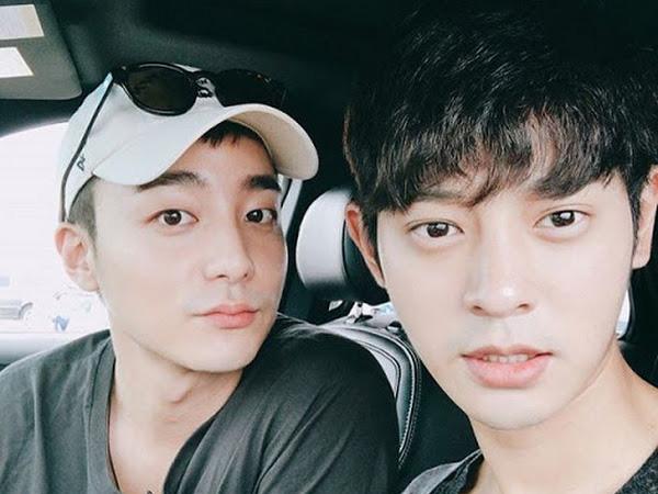 Roy Kim biết về những thành viên của Jung Joon Young từ lâu.