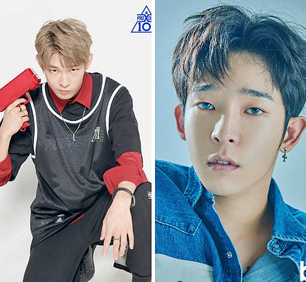 Steven Kim chí là người em thất lạc của Nam Tae Hyun. Cả hai đều có nét nổi loạn, bất cần và đặc biệt là đôi mắt một mí.