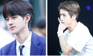 Những thực tập sinh Produce X101 là 'anh em sinh đôi' với idol nổi tiếng