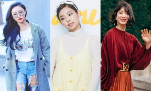 5 sao Hàn được tôn 'thánh sống' của các thương hiệu thời trang cao cấp