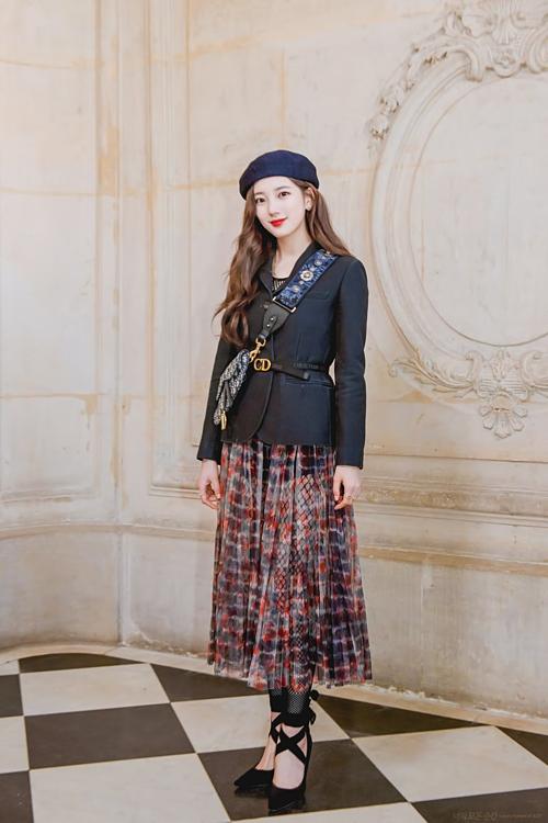 5 sao Hàn được tôn thánh sống của các thương hiệu thời trang cao cấp - 4