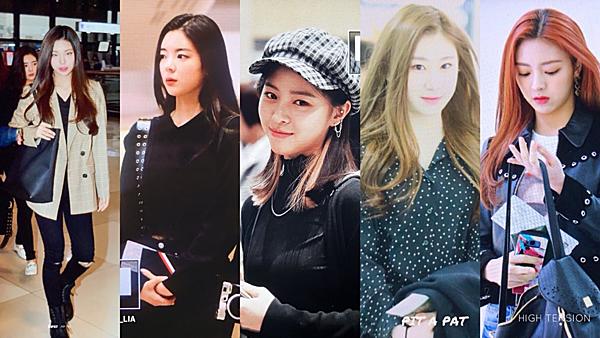 Ngày 30/3, ITZY lên đường sang Nhật Bản. Đây là lần đầu tân binh nhà JYP cùng ra sân bay Gimpo sau khi debut. Nhóm thu hút sự quan tâm lớn của truyền thông và người hâm mộ. Rất nhiều fansite có mặt, chen lấn để chụp tận mặt các cô gái. ITZY tỏ ra khó hoang mang khi lần đầu chứng kiến khung cảnh hỗn loạn.