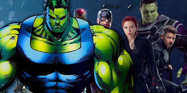 Professor Hulk có trí tuệ của Bruce Banner và sức mạnh của Hulk.