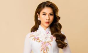 Người mẫu Kim Dung tiết lộ đã đính hôn với bạn trai tại Mỹ