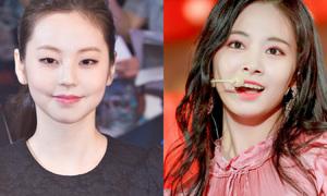 Tzuyu là idol xinh đẹp nhất trong hội 'em út vàng' của JYP