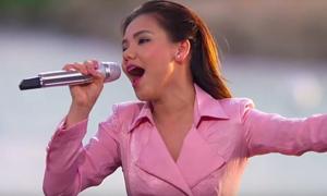 Minh Như: 'Tôi bị loại không phải vì hát như hét'
