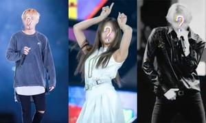 Đoán được idol Kpop nào, hát bài gì thì bạn quá đỉnh